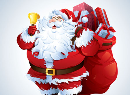 اجمل صور بابا نويل 2014 ، صور شجرة الكريسماس christmas tree 2014
