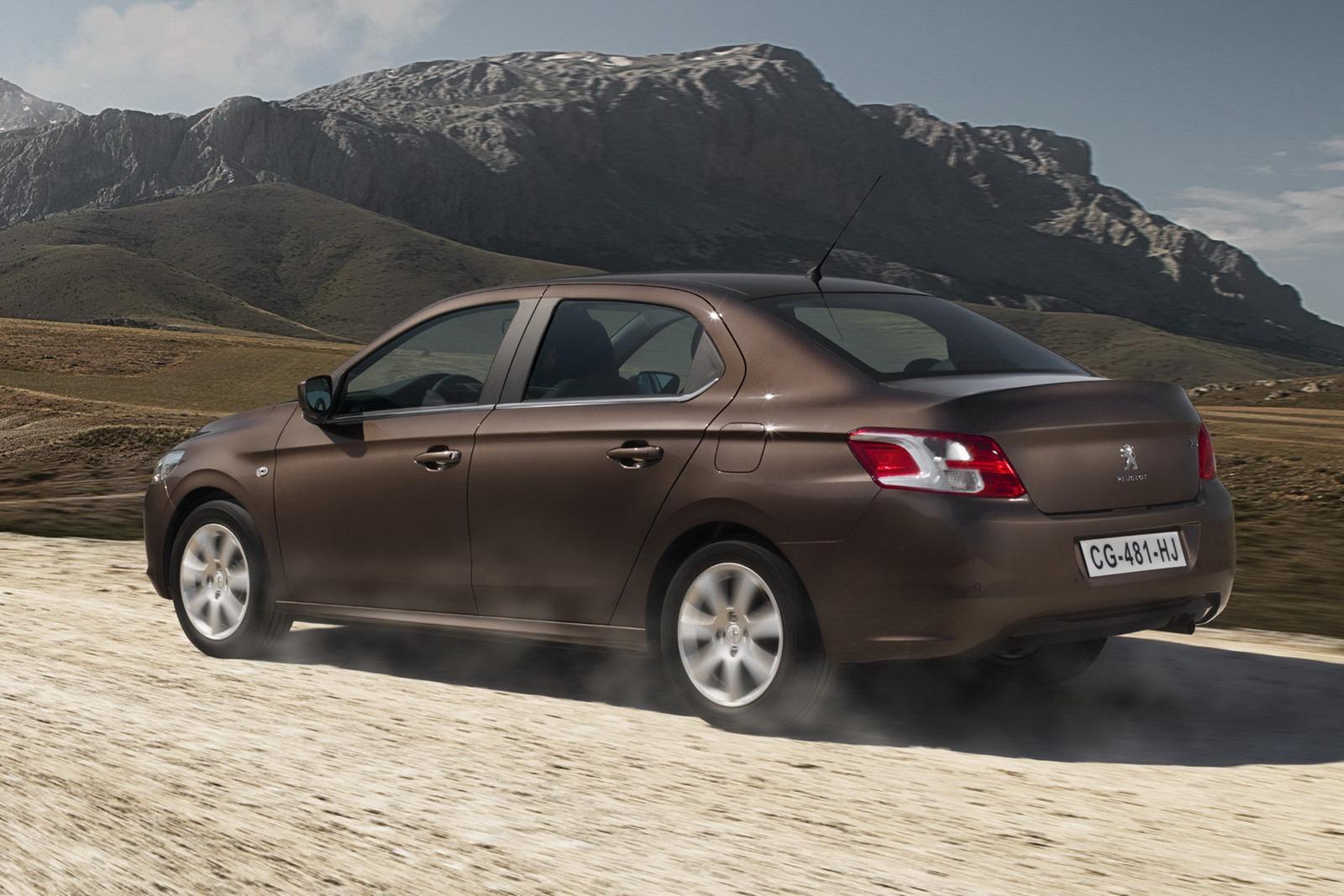 ���� 301 ����� 2013 - Peugeot 301