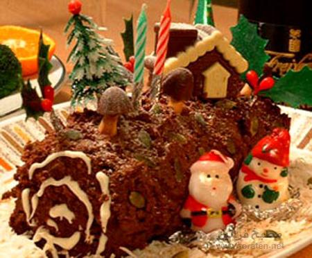 صور كعكة عيد الميلاد 2013 christmas photos