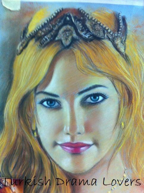 رسومات السلطانة هويام 2013 - لوحات هويام 2013 - صور رسومات مضحكة للسلطانة هويام - رسومات مريم اوزرلي هويام  hayam
