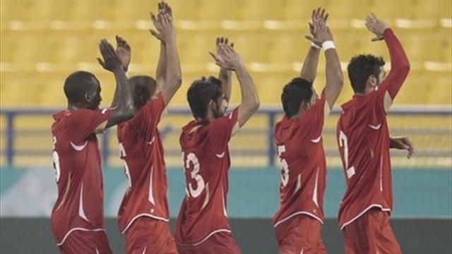 تشكيلة منتخب البحرين خليجي 21 - صور منتخب البحرين 2013