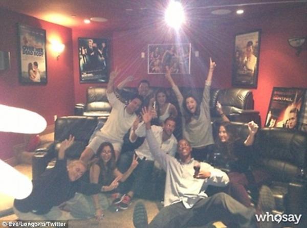 صور نجوم هوليوود يحتفلون بإعادة انتخاب أوباما - صور الاحتفالات بإعادة انتخاب أوباما