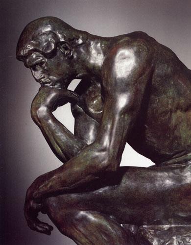 Image result for تمثال رجل من العصر البرونزي رودان