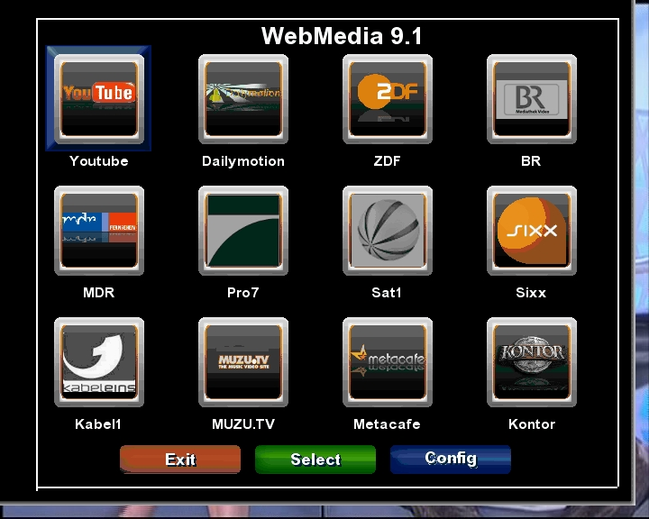 Plugin WebMediaVlc 9 1 for Powerpc Dreamboxes with Enigma2 Image