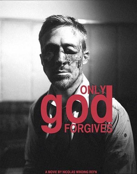بوستر فيلم Only God Forgives Poster - Only God Forgives
