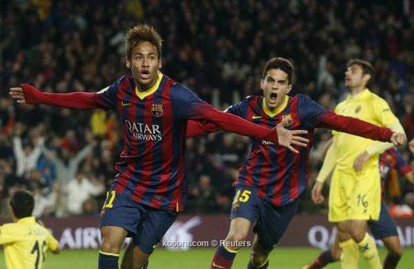 برشلونة يواجه خيتافي في غياب ميسي ونيمار .. وأتليتكو مدريد يسعى لاستمرار الانتصارات على حساب ليفانتي