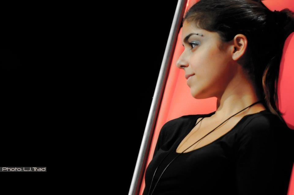 صور كريس جر على كرسي برنامج ذا فويس احلى صوت 2012