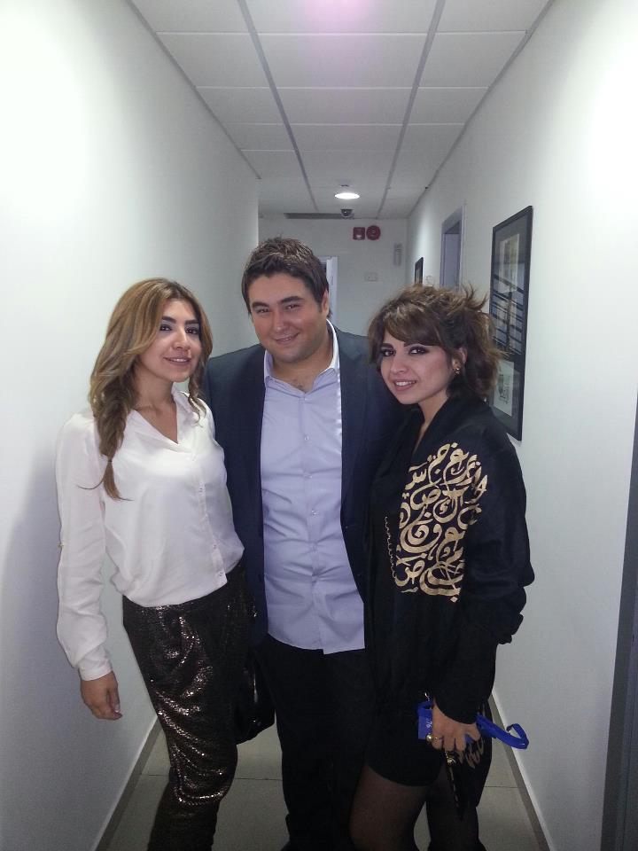 صور حسان عمارة من صفحتة ع الفايس بوك برنامج ذا فويس 2012