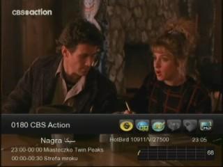 جديد القمر Hot Bird 13A/13B/13C @ 13° East -  Hot Bird 13A/13B/13C @ 13° East  قناة CBS Action