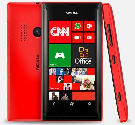������� ������ ����� ����� 505 Lumia